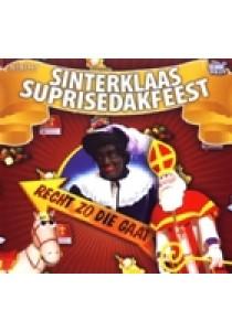 Sinterklaas surprise dakfeest (DVD)