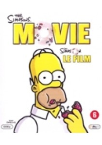 Simpsons the movie (Blu-Ray)