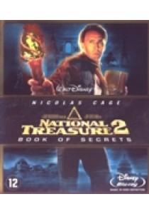 National treasure 2-book of secrets (Blu-Ray)