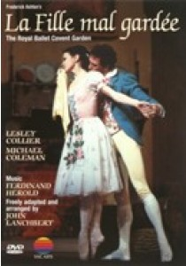 Royal Ballet - La Fille Mal Gardee (DVD)