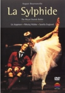 Royal Danish Ballet - La Sylphide (DVD)