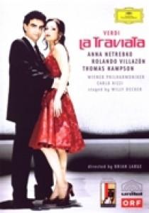 Anna Netrebko/Rolando Villazon/Hamp - La Traviata (Complete) (DVD)