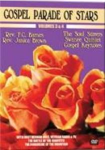 Various - Gospel Parade Of Stars Vol 3 & 4 (DVD)