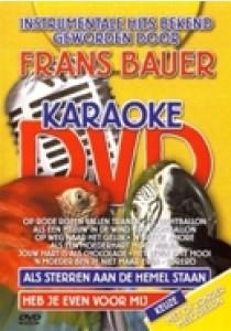 Karaoke Dvd - Frans Bauer (DVD)