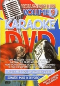 Karaoke Dvd - Hollandse Hits Volume 9 (DVD)