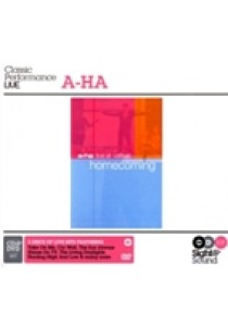 A-Ha - Live At Valhall  (DVD)