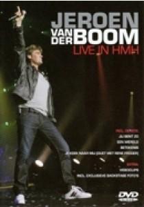 Jeroen Van Der Boom - Live In Hmh (DVD)
