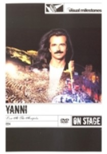 Yanni - Yanni Live At The Acropolis (DVD)