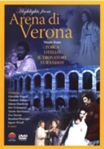 Arena Di Verona - Highlights From Verona (DVD)
