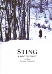 Sting - A Winter's Night - Live From Durham (DVD)