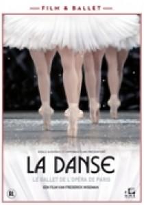 La danse - Le ballet de l'opera de Paris (DVD)