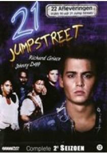 21 jump street - Seizoen 2 (DVD)