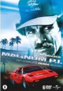 Magnum P.I. - Seizoen 3 (DVD)