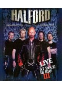 Halford - Resurrection World Tour Live A (Blu-Ray)