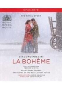 Ilincai/Gerzmava/Viviani/Royal Oper - La Boheme (Blu-Ray)