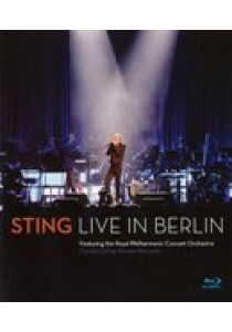 Sting - Live In Berlin (Blu-Ray)