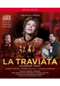 Fleming/Botha/Hampson/The Royal Ope - La Traviata (Blu-Ray)