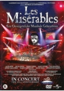 Les miserables - In concert (25th anniversary) (DVD)