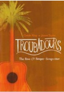 Carole King/James Taylor - Troubadours: The Rise Of The Singer (DVD)