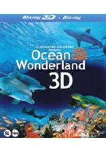 Ocean wonderland (3D) (Blu-Ray)