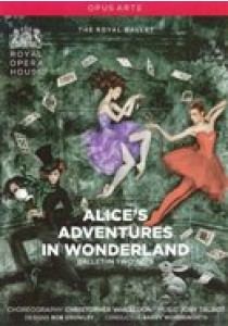Cuthbertson/Polunin/The Royal Opera - Alice's Adventures In Wonderland (DVD)