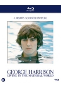 George Harrison - Living in the material world (Blu-Ray)