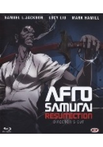 Afro samurai resurrection (Blu-Ray)