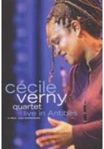 Cecile Verny Quartet - Live In Antibes (DVD)