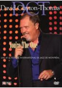 David Clayton-Thomas - You're The One (DVD)