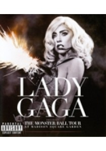 Lady Gaga - Lady Gaga Presents: The Monster Bal (Blu-Ray)