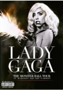 Lady Gaga - Lady Gaga Presents: The Monster Bal (DVD)