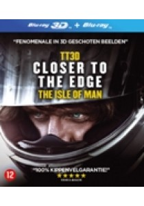 TT 3D - Closer to the edge (Blu-Ray)