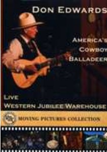 Don Edwards - Live At The Western Jubilee 2009 (DVD)