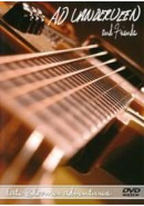 Ad Vanderveen - Late Bloomer Adventures (DVD)