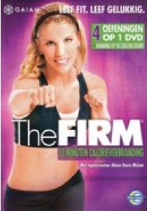 Gaiam - The Firm - 12 Minuten Calorieverbranding (DVD)