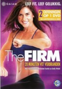 Gaiam - The Firm - 20 Minuten Vet Verbranden (DVD)