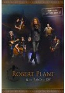 Plant,Robert/Band Of Joy,The - Live From The Artist's Den (Ltd.Ed. (Blu-Ray)
