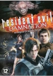 Resident evil - Damnation (DVD)
