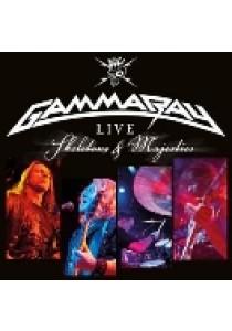Gamma Ray - Skeletons & Majesties Liv (Blu-Ray)