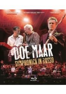 Doe Maar - Symphonica In Rosso 2012 (Blu-Ray)