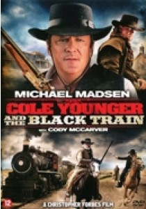 Cole younger and the blacktrain (DVD)