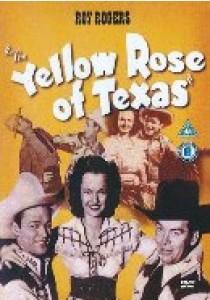 Movie/TV Series - Yellow Rose Of Texas (DVD)