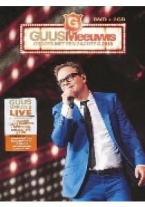 Guus Meeuwis - Groots met een zachte G 2013 (1 DVD + 2CD) (DVD)