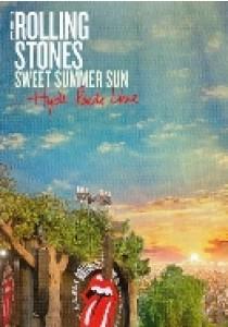 Rolling Stones - Sweet Summer Sun -Hyde Park Live (DVD)