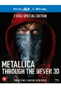 Metallica - Through the never 3D (Blu-Ray)
