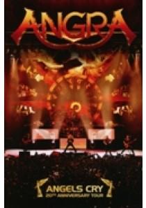 Angra - Angels City (DVD)
