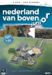 Nederland van boven junior (DVD)