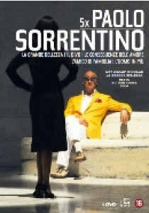 5x Paolo Sorrentino (DVD)
