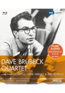 Dave Brubeck/ Paul Desmond/ Wri - Dave Brubeck - 1960 Essen (Blu-Ray)