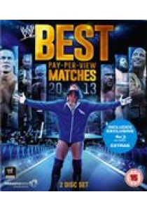 WWE - Best Ppv Matches 2013 (Blu-Ray)